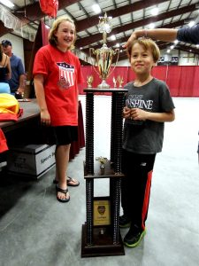 Mallory Bruen Wins National Soap Box Derby Racing Title