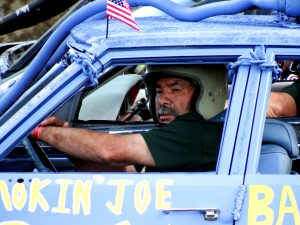 Demolition Derby Race Car Driver In Maine