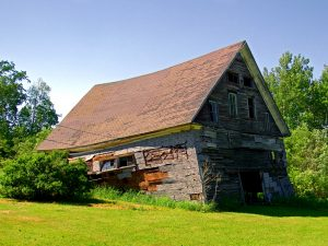 maine farm barns