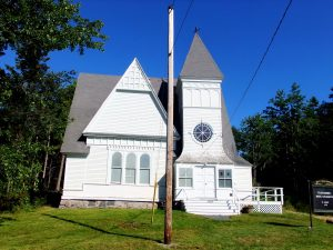 west gouldsboro maine churches