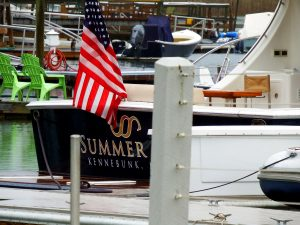 Maine Boats, Some Pretty Expensive, From Out Of This State, Country!