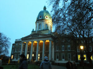 imperial war museum london england