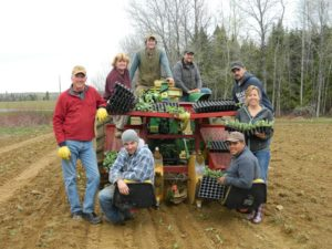 Movement To Maine Farming