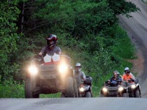 maine atv trail riding