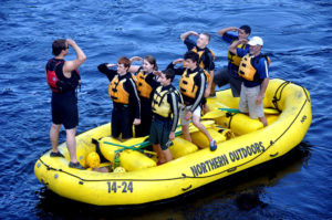Northern Outdoors Whitewater River Rafting