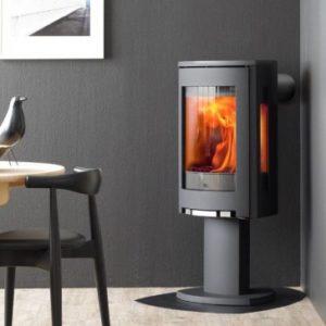 jotul modern wood heater stove