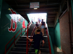 red sox fenway park photo