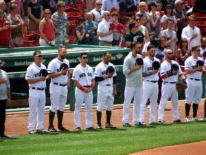 Red Sox Baseball Team