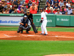 boston red sox game fenway park