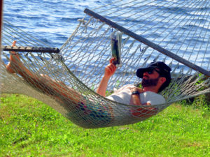 maine vacations hammock lake
