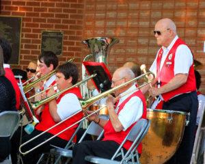 Houlton Mcgill's Band