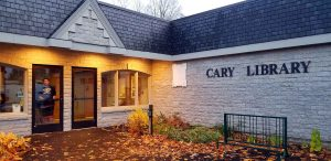 cary library houlton maine