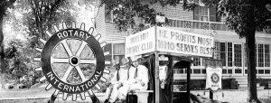 Rotary club Houlton Maine