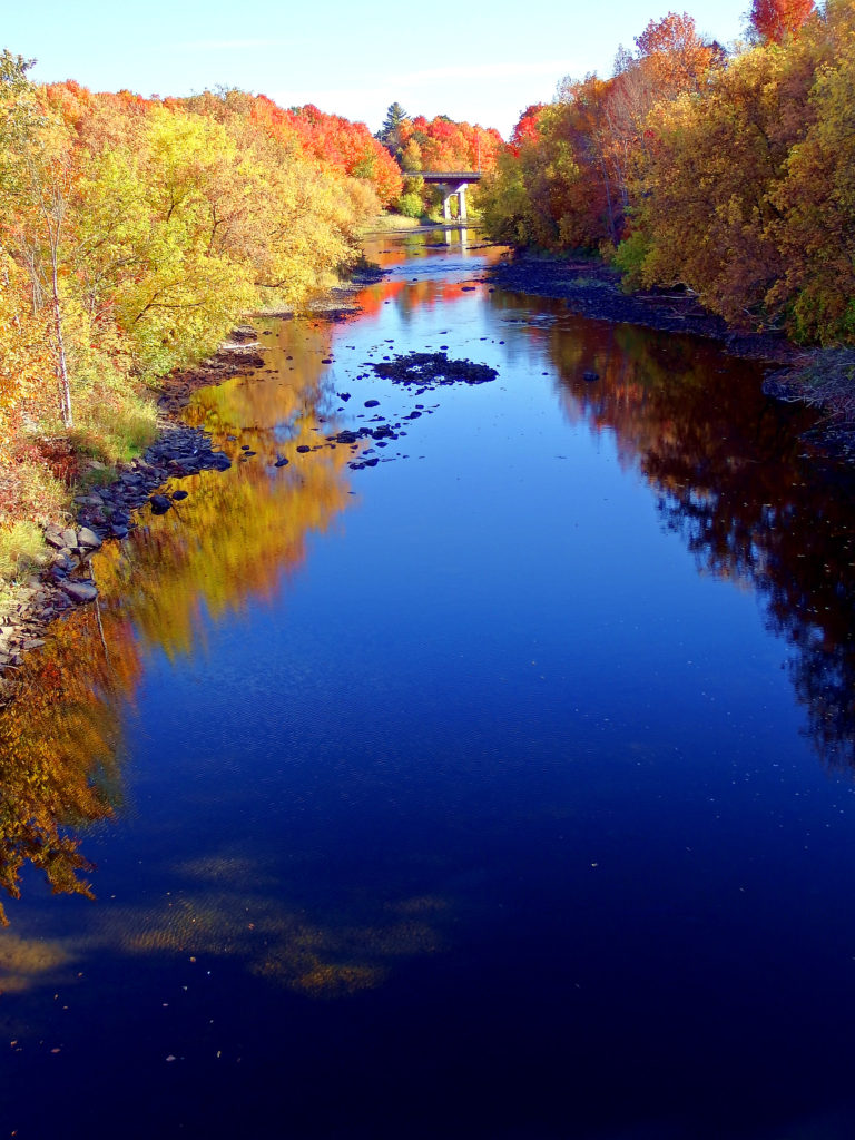 maine river water