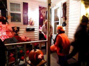 Halloween Candy, Trick Or Treating!