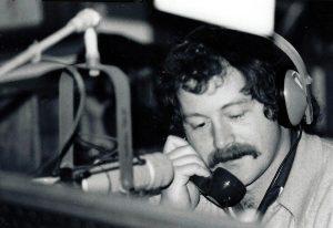 Bangor Radio DJ Announcer Mike Ohara