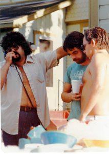 Bangor Maine's Chuck Foster, Bobby Russell
