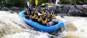 white-water-rafting-Maine
