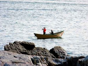 maine fisherman work ethic
