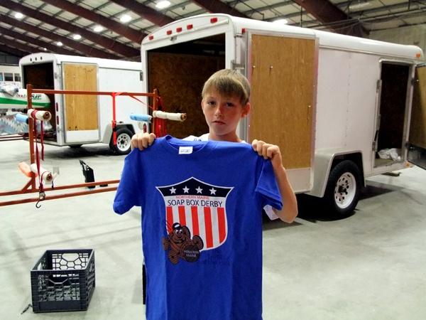 soap box derby tshirts