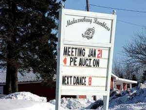local snow sled clubs sign