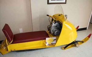 old ski-doo from willy lynds