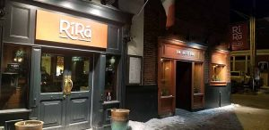 irish food in portland maine
