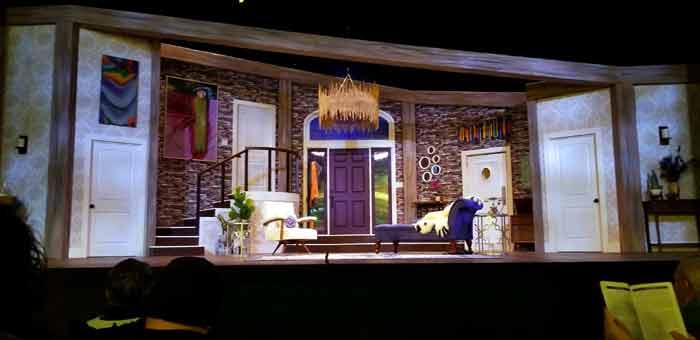 community theatre in maine