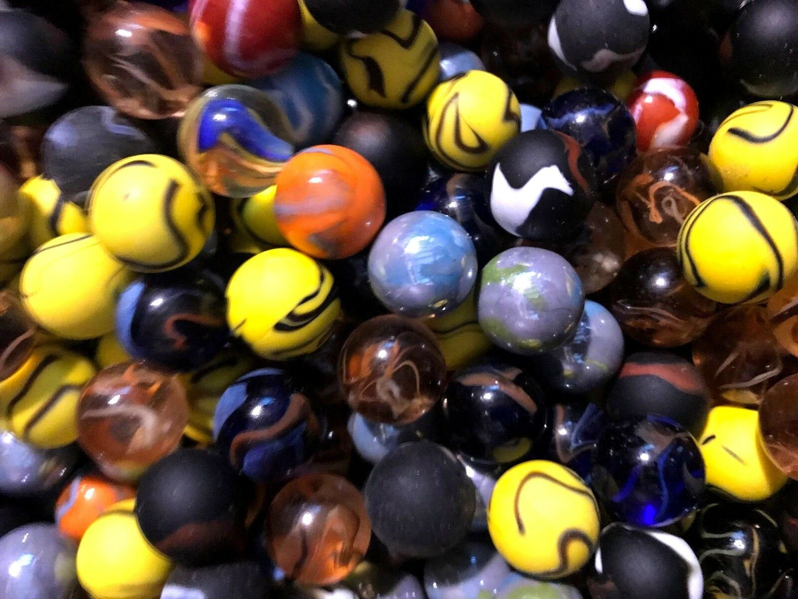 marbles bumble bee