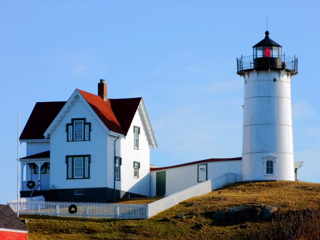 maine is lighthouses
