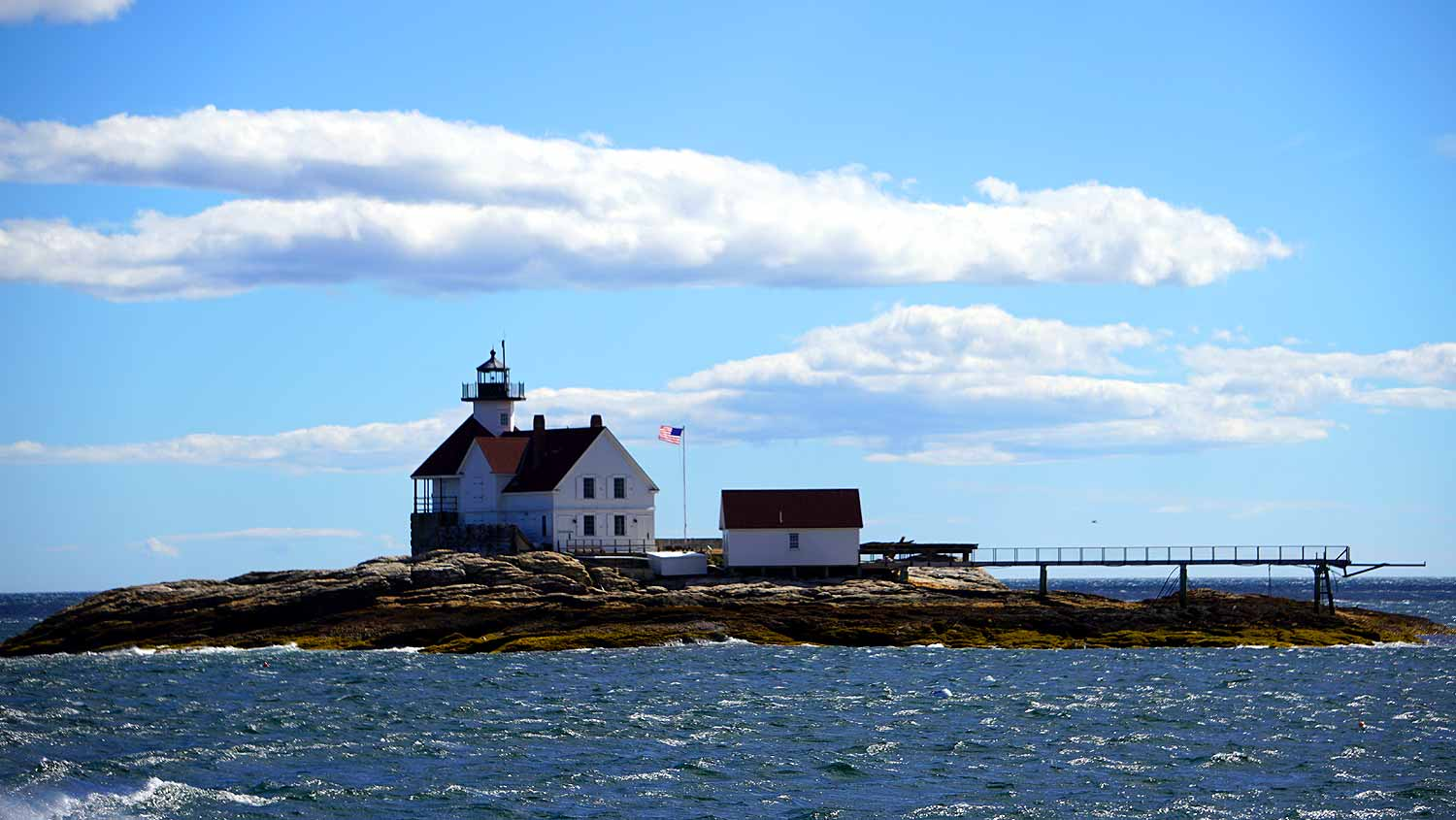 cuckholds lighthouse in maine