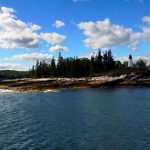 mid coast maine lighthouses