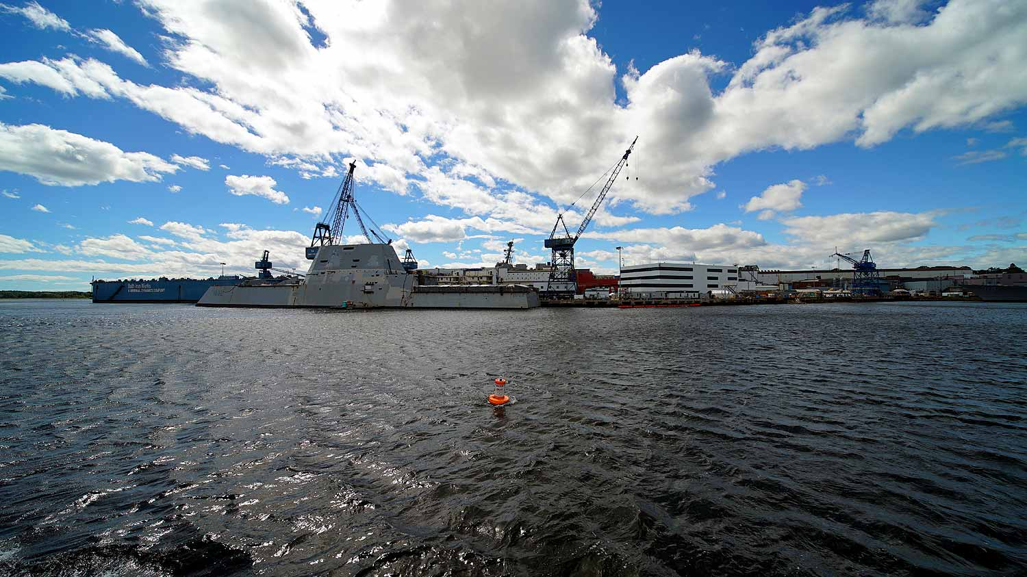 bath iron works maine shipyard