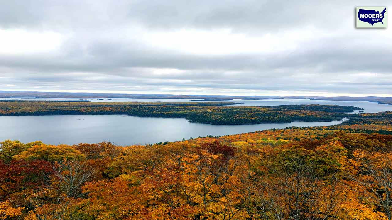 maine fall foliage colors