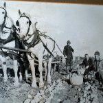 old maine farm photo