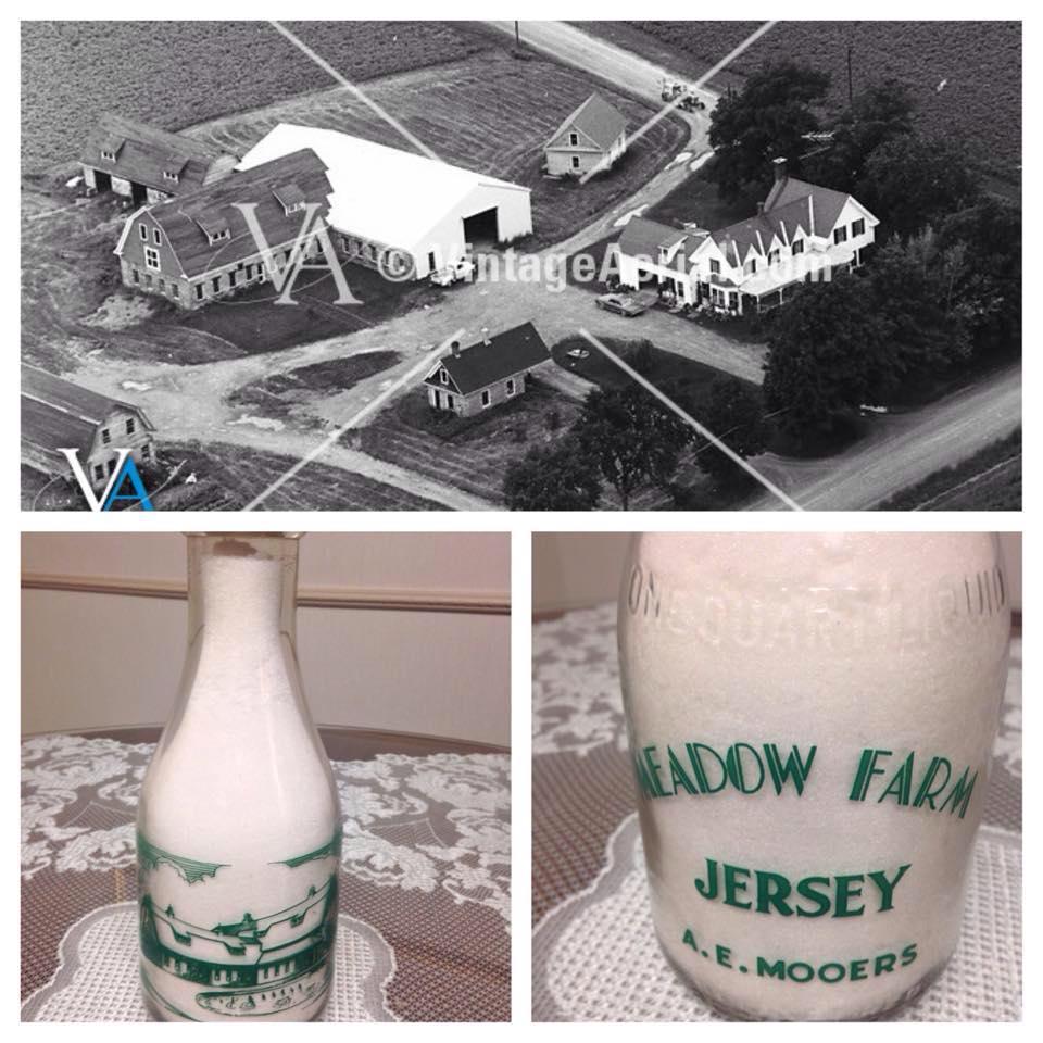 maine dairy farm photo