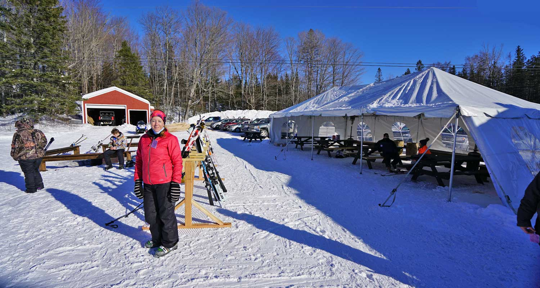 maine ski area