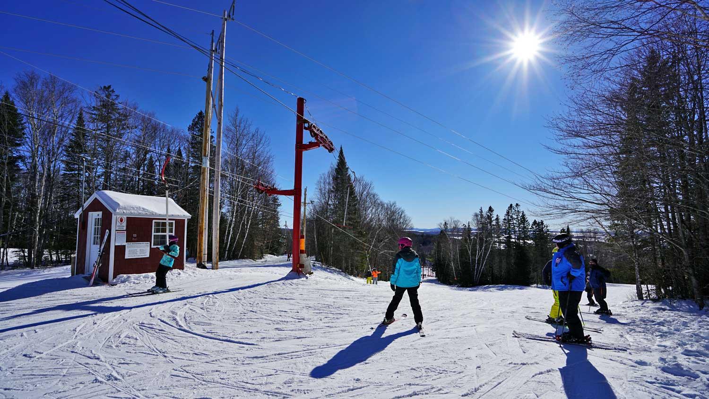 quoggy joe ski center