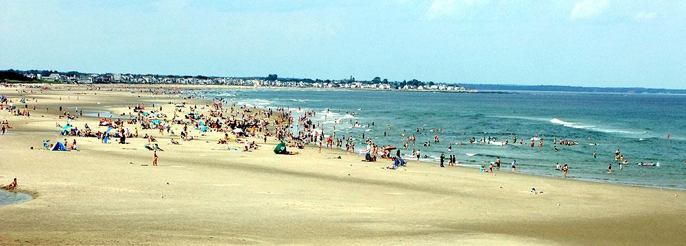 maine beach vacation