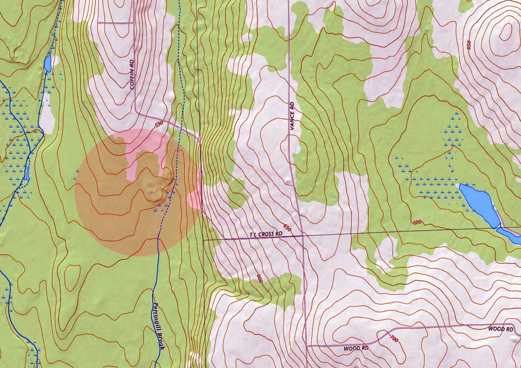 washburn maine land listing