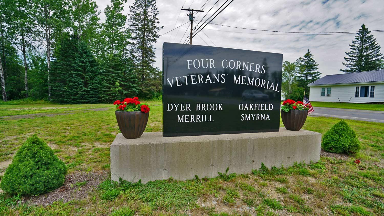 4 corners veterans memorial